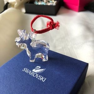 Swarovski Crystal Reindeer